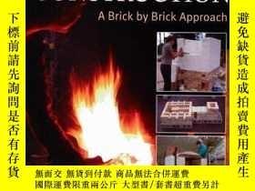 二手書博民逛書店Kiln罕見Construction: A Brick by B