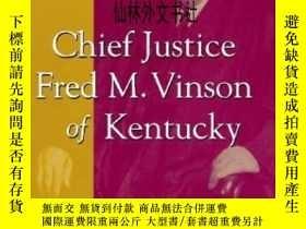 二手書博民逛書店【罕見】2202年 Chief Justice Fred M.