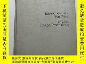 二手書博民逛書店digital罕見image processing(H2215)