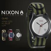 【限時下殺價】NIXON A344-1151 THE QUAD 美式休閒  NIXON 熱賣中!