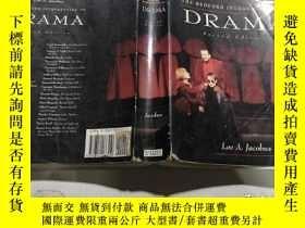 二手書博民逛書店DRAMA罕見Second Edition(戲劇第二版)外文版Y