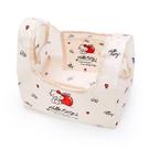 日本好物~Hello Kitty 午餐袋 / 便當袋 /春捲包/環保袋 #現貨款Kitty