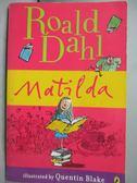 【書寶二手書T2/原文小說_MRO】Matilda_DAHL, ROALD