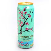 美國【Arizona】綠茶 680ml