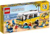 樂高LEGO CREATOR 陽光衝浪手廂型車 31079 TOYeGO 玩具e哥