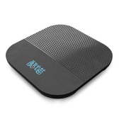 電視盒子網絡機頂盒高清家用無線wifi人工智慧AI語音遙控播放器 米希美衣