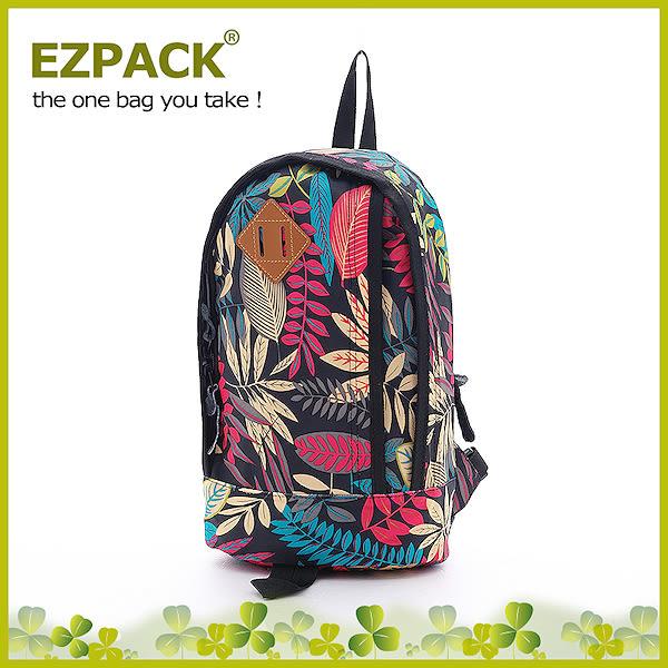 EZPACK 豬鼻單肩後背包 EZ61132 消光黑