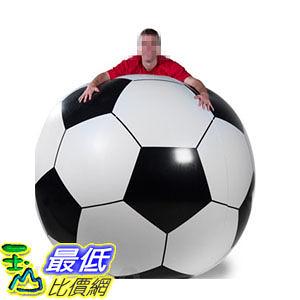 [103美國直購] 巨大的充氣足球 Giant Inflatable Soccer Ball $5257