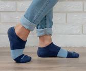 (男襪) 專業抗菌襪 抗菌除臭襪 吸濕排汗除臭襪  抗菌氣墊短襪-藍青藍【M20001-06】Nacaco