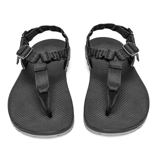 【BEDROCK】CAIRN PRO II 越野運動夾腳涼鞋『黑』CAIRNPRO 戶外.旅遊.健行.水陸鞋.綁帶涼鞋