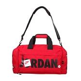 NIKE JORDAN 大型旅行袋(免運 側背包 裝備袋 手提包 肩背包≡排汗專家≡