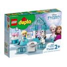 10920 【LEGO 樂高積木】得寶 Duplo - 艾莎和雪寶的茶會 (17pcs)
