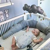 北歐ins新生嬰兒小鱷魚防撞床圍 兒童房裝修裝飾抱枕床靠睡眠玩偶 美芭