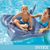 【INTEX】魟魚戲水浮排/水上坐騎(57550)