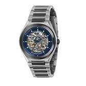 MASERATI 瑪莎拉蒂 紳士三針鏤空機械腕錶40mm(R8821139003)