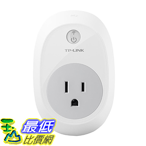 [美國直購] TP-LINK HS100 節能插座 Smart Plug, Works with Amazon Echo Alexa