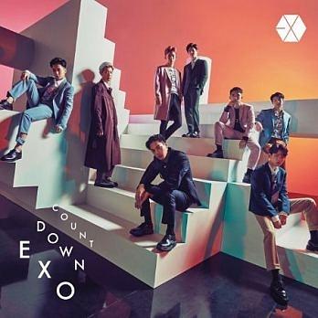 EXO COUNTDOWN CD附DVD 首張全日文專輯 免運 (購潮8)