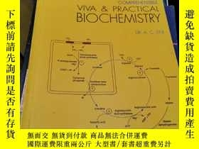 二手書博民逛書店Viva罕見and practical biochemistry