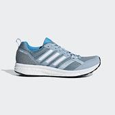 Adidas Adizero Tempo 9 W [B37425] 女鞋 運動 慢跑 休閒 輕量 支撐 愛迪達 水藍