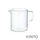 日本KINTO OCT八角咖啡玻璃壺600ml 下午茶 咖啡時光 耐熱玻璃 日式精品 聚餐 好生活