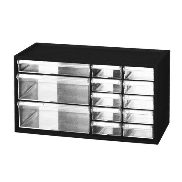 【nicegoods】 小幫手抽屜分類盒(2大1中10小抽)(塑膠 分格盒 置物盒 樹德)