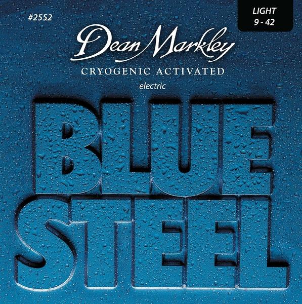 小叮噹的店-Dean Markley 2552 低溫冷凍電吉他弦 0.09-0.42 Light