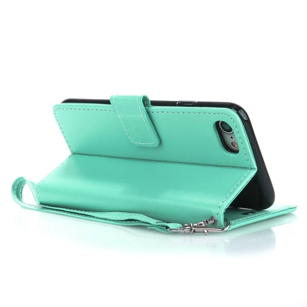 【SZ14】燙金蝴蝶印花翻蓋手機皮套 iPhone Xs手機殼 iPhone XR iPhone XS Max iphone 8 plus iphone 7 手機殼