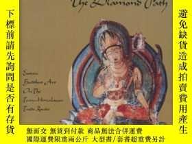 二手書博民逛書店【包罕見】The Silk Route and the Diam