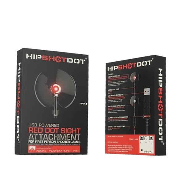 [9美國直購] HipShotDot 射擊感應器 電視用 Xbox / Playstation / Nintendo All Shooter Games and FPS - Quick Or No Scope