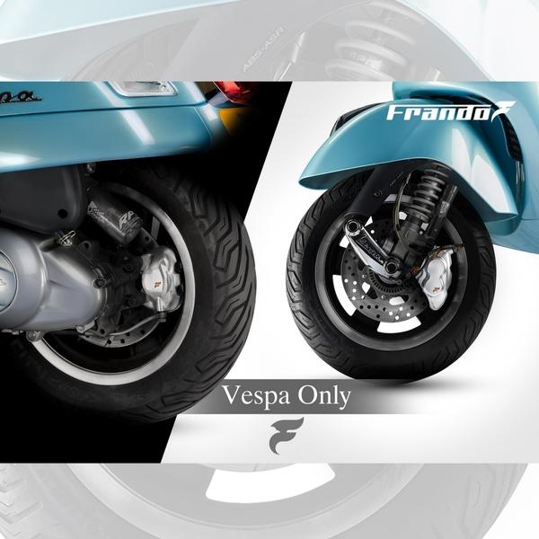 機車兄弟【FRANDO】FCC-V4 全CNC對四卡鉗 可直上 偉士牌專用