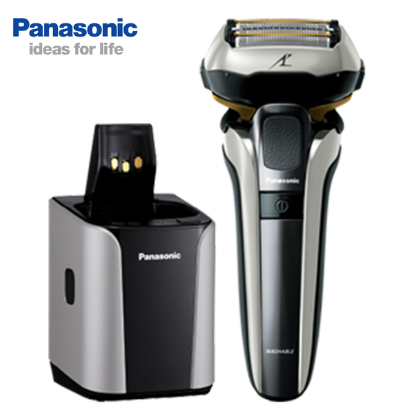 [Panasonic 國際牌]5D刀頭 電動刮鬍刀-銀(S) ES-LV9C