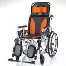 【贈好禮】均佳 鋁合金輪椅 躺式輪椅 特製輪椅 JW-020 機械式輪椅