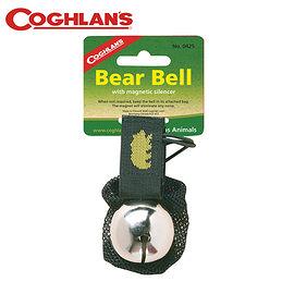丹大戶外【Coghlans】加拿大 BEAR BELL WITH MAGNETIC 熊鈴 0425