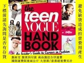 二手書博民逛書店The罕見Teen Vogue HandbookY364682 Teen Vogue Razorbill 出