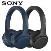 【送收納袋】SONY WH-XB700 EXTRA BASS 無線藍牙 耳罩式耳機黑色