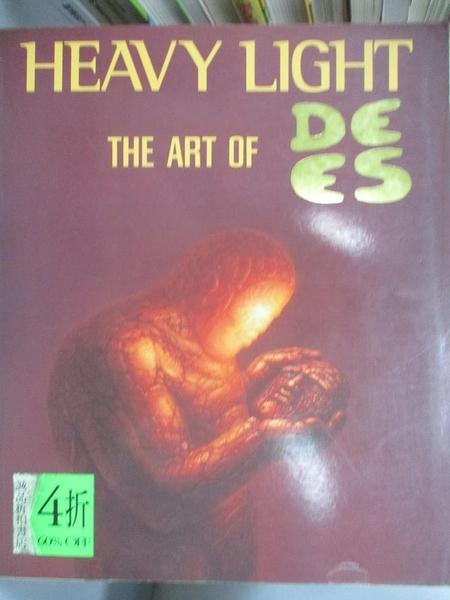 【書寶二手書T1/藝術_YBU】Heavy Light: A Journey of Transformation…