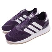 adidas 休閒鞋 N-5923 W 紫 白 基本款 透氣網布 復古外型 慢跑鞋 女鞋【PUMP306】 BD8041