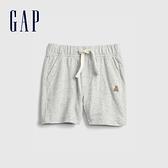 Gap嬰兒 柔軟運動休閒褲 729139-淺灰色