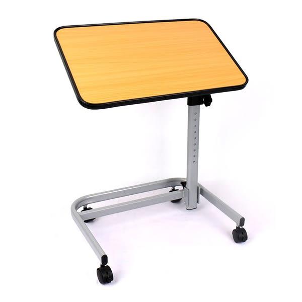 New!【富士康】移動旋轉餐桌 多功能升降桌 床邊桌 床上桌 書桌 FZK-270207