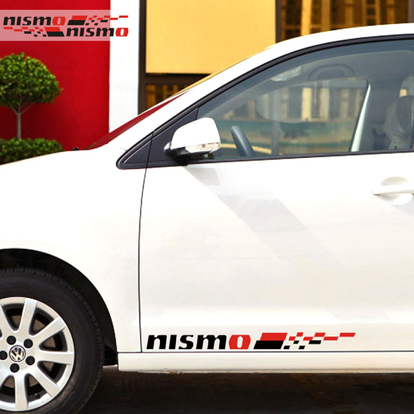 Nissan nismo 車身貼 貼紙 kicks march xtrail teana sentra JUKE