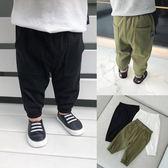 嬰童裝1歲男寶寶夏裝口袋束腳休閒長褲