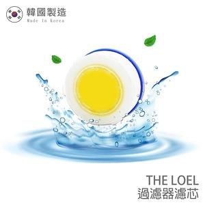 【THE LOEL】水龍頭過濾器維他命C濾芯6入(100%除氯)