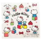 〔小禮堂〕Hello Kitty 方形透...