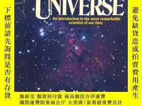 二手書博民逛書店Stephen罕見Hawking s Universe:An I