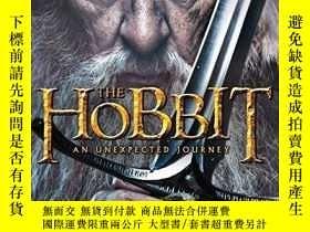 二手書博民逛書店The罕見Hobbit An Unexpected Journey Official Movie GuideY