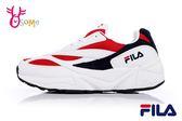 FILA VENOM 94 成人男女款 經典造型復刻 情侶鞋 運動鞋 慢跑鞋 D9906#白紅◆OSOME奧森鞋業
