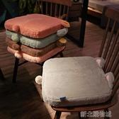 可愛椅子坐墊辦公室久坐學生凳子記憶棉女教室屁股宿舍軟墊子冬季 新北購物城