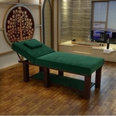 按摩床 美容床按摩床美容院专用推拿纹绣全套韩式带洞折叠实木 DF 艾維朵