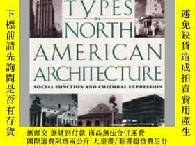 二手書博民逛書店Styles罕見and Types of North Ameri