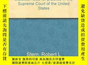 二手書博民逛書店Supreme罕見Court Practice;Y256260 Robert L Stern Bureau O